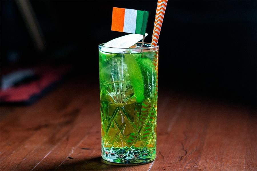 Зелёный ирландец (Green Irish)