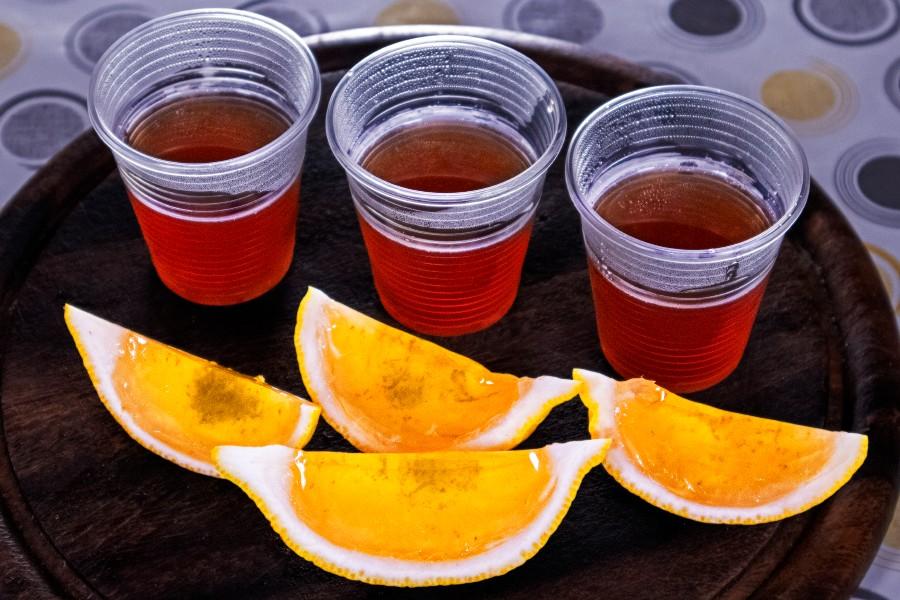 Алкогольные желе-шоты