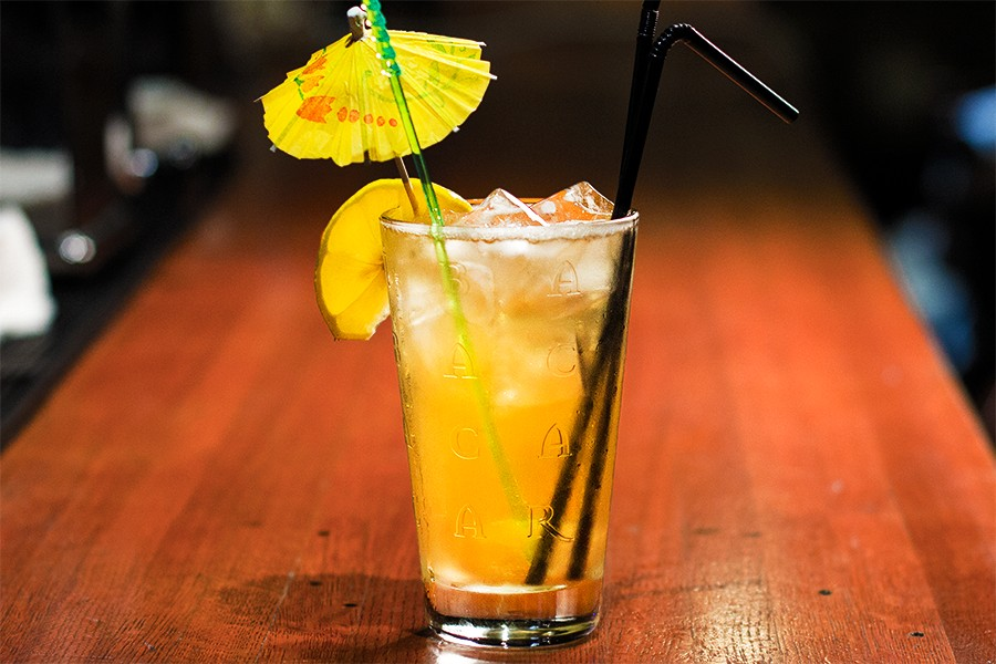 Линчбургский лимонад