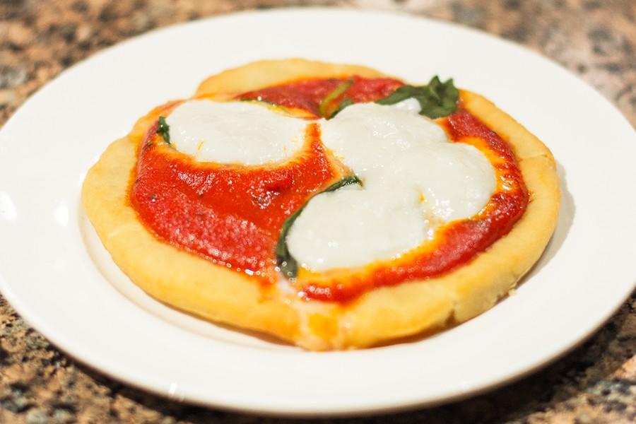 Пицца фритта