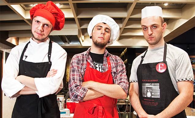 Бургеры (с Максом +100500)